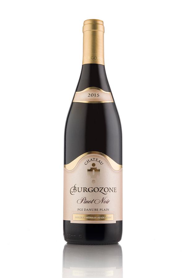 Chateau Burgozone Pinot Noir